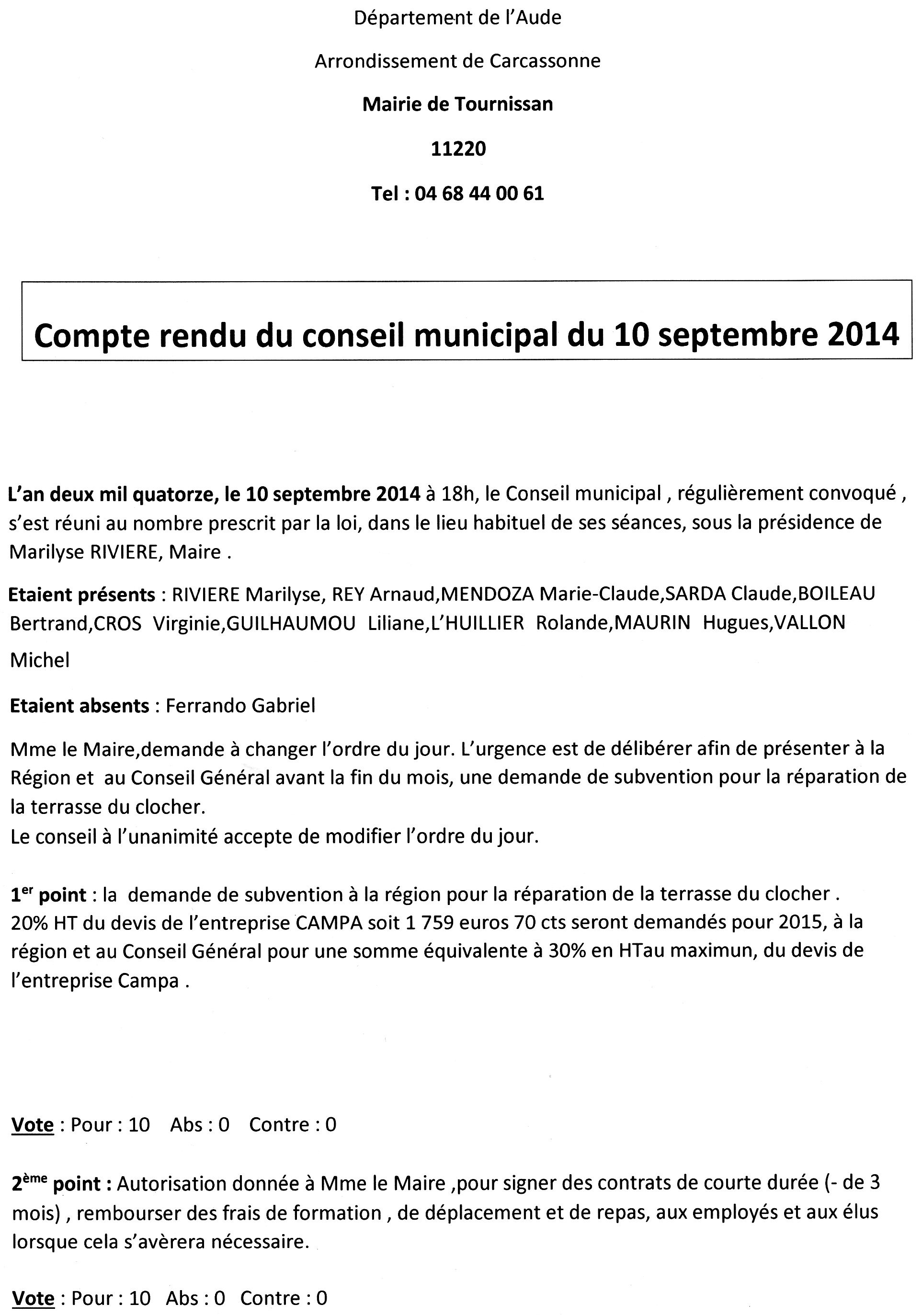 cpte rendu CM du 10 sept 2014 p1